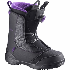 New Salomon Pearl Boa 2016 Women's Snowboard Boots