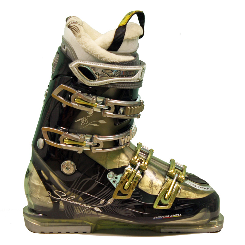 Used Salomon Idol 8 CS Ski Boots