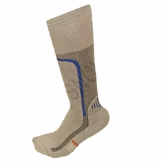 Point6 Ski Medium OTC Silver Grey Socks