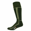 Point6 Snowboard Light OTC Olive Socks