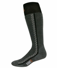 Point6 Snowboard Medium OTC Grey Socks