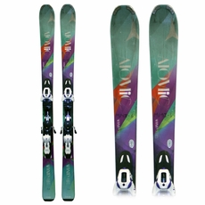 Used Atomic Affinity Sky 2015 Women's Skis with Bindings