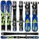 Used Atomic Supercross SX7 Junior Skis
