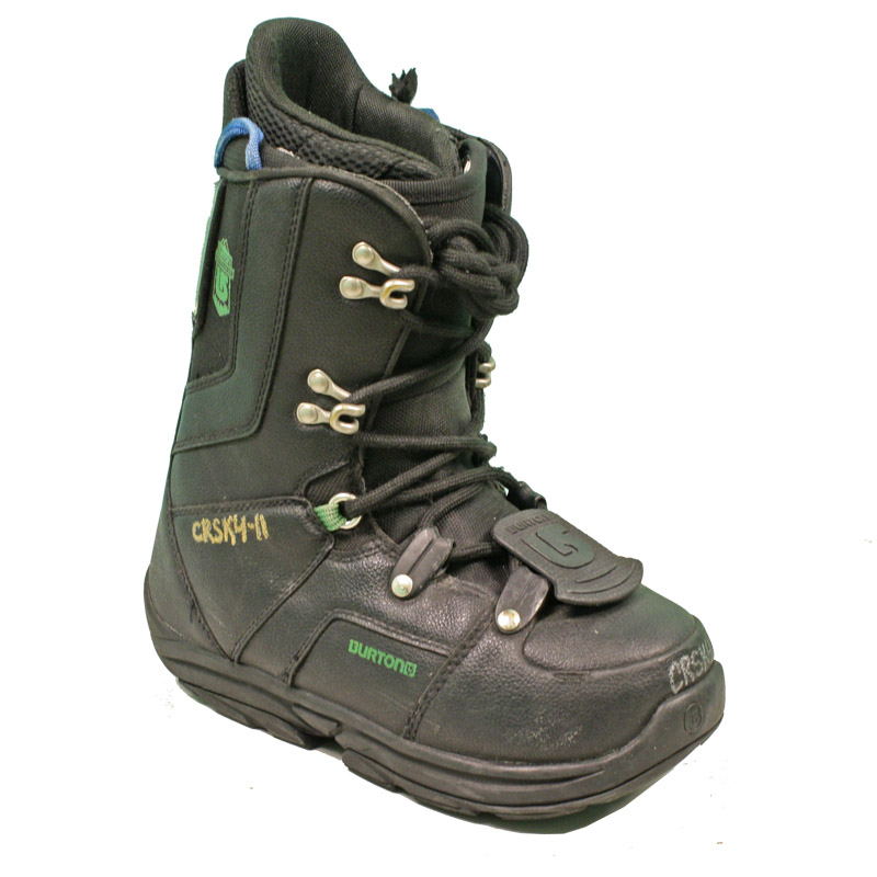 Used Burton Progression Youth Snowboard Boots