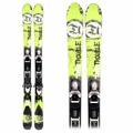 Used  Dynastar Team Trouble Maker Skis with Bindings Green