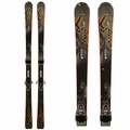 Used K2 AMP Bolt 2016 Skis with Bindings