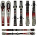 Used K2 Comanche Skis with Marker Bindings