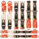 Used K2 Strike Jr Junior Skis
