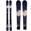 Used Nordica Avenger 82 2016 Skis with Bindings