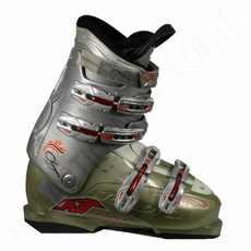 Used Nordica Olympia EM Grey Red Ski Boots
