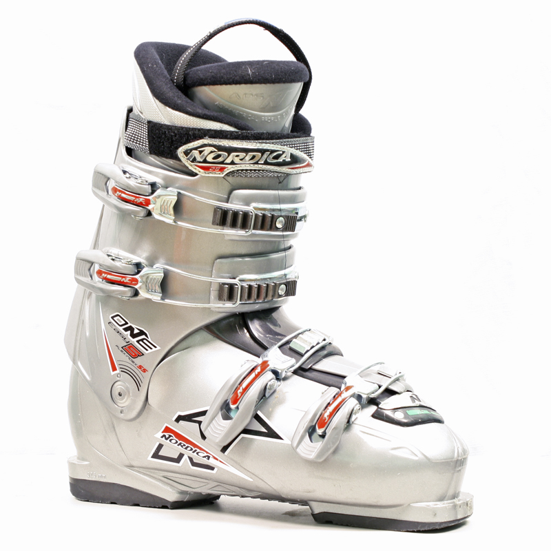 Used Nordica One Easy 5 Ski Boots