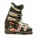Used Nordica One Ski Boots Black Red