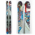 Used Performance 2009 Nordica Enforcer Supercharger Skis