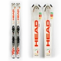 Used Performance 2013 Head Rev 75 Skis with Bindings