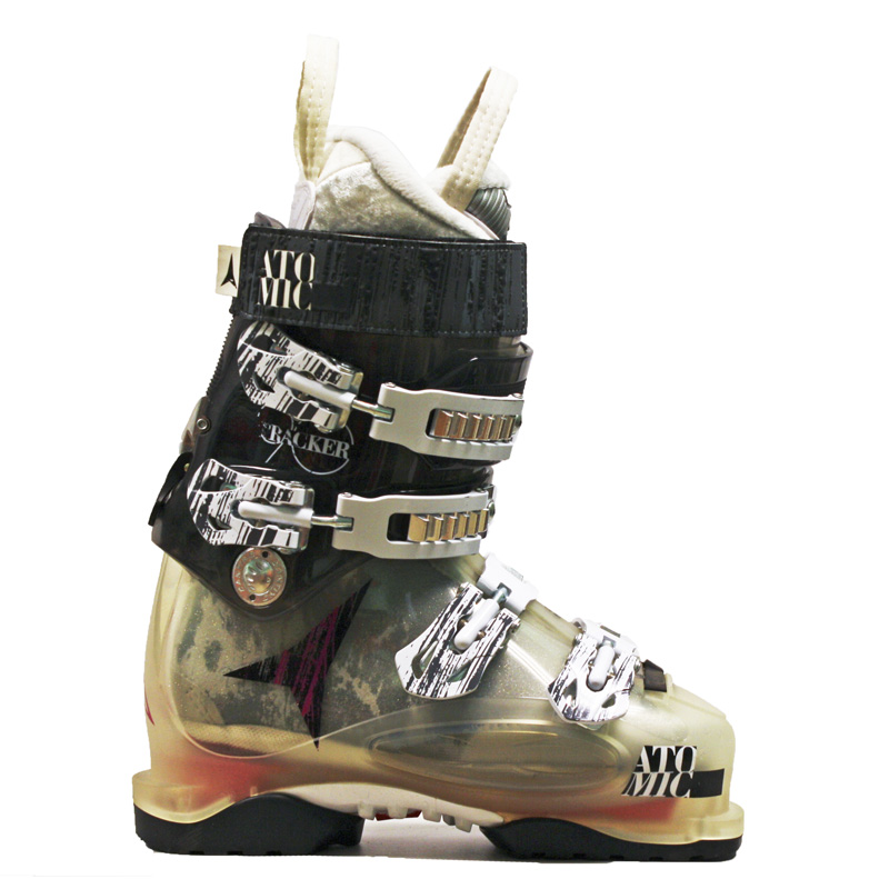 Used Performance 2014 Atomic Tracker 90 Womens Ski Boots