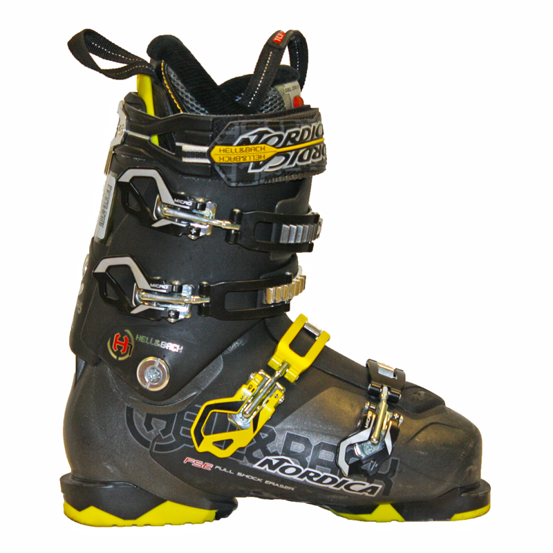 Used Performance 2014 Nordica Hell & Back H1 Ski Boots
