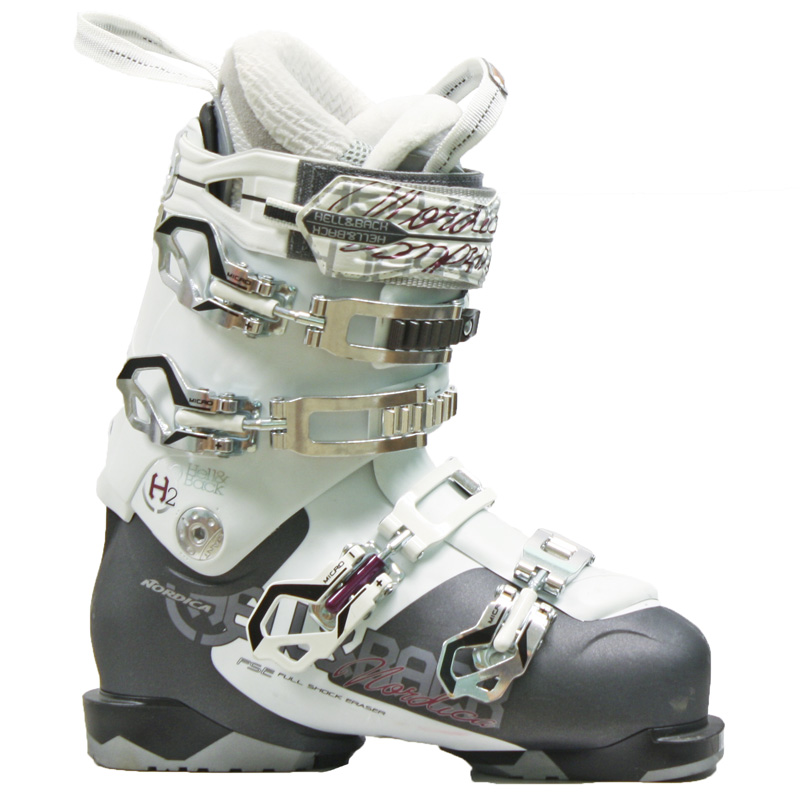 Used Performance 2014 Nordica Hell & Back H2 Women Ski Boots