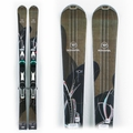 Used Performance 2014 Rossignol Unique 8 Skis with Bindings