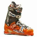 Used Performance Nordica Fire Arrow F2 Ski Boots Orange