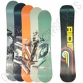 Used Ride Control Snowboard