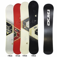 Used Ride Control Tessellation Series Snowboard