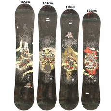 Used Ride Fleetwood Rose Snowboard