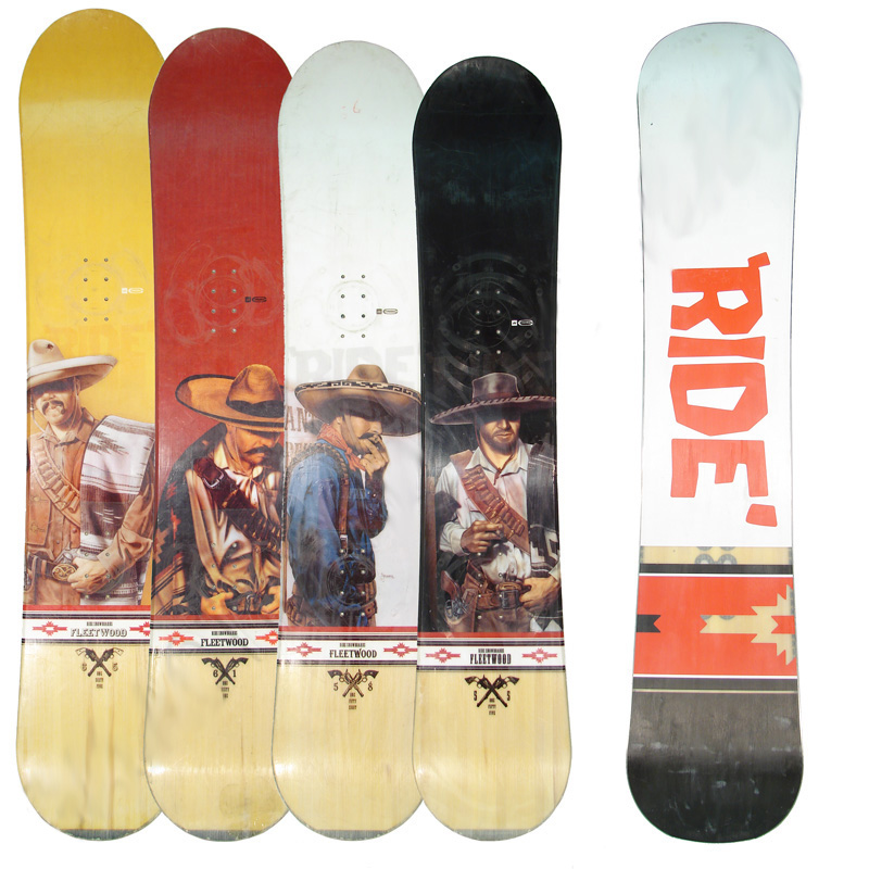 Used Ride Fleetwood Snowboard Miscellaneous