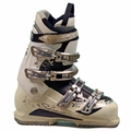 Used Salomon Divine 770 Ski Boots White Black