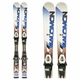 Used Salomon Enduro 800 Jr Junior's Skis