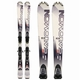 Used Salomon Enduro LX 750R Skis