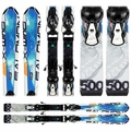 Used Salomon X Wing 500 Snow Skis