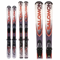 Used Salomon X-Wing Focus Skis with Bindings