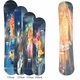 Used Sims Evolution Hot Wheels Junior Snowboard
