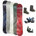 Used Snowboard Package Complete