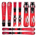 Used Volkl Unlimited AC Jr. Skis w/ Bindings