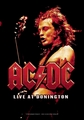 AC/DC LIVE AT DONINGTON FABRIC POSTER