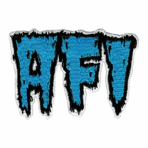 AFI LOGO EMBROIDERED PATCH