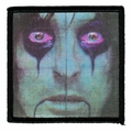 ALICE COOPER FACE EMBROIDERED PATCH