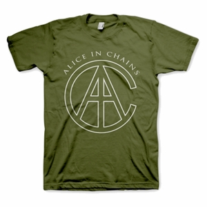 ALICE IN CHAINS AIC ROCKS MEN'S T-SHIRT
