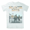 BEASTIE BOYS COSTUME HALFTONE MEN'S T-SHIRT