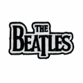 BEATLES LOGO EMBROIDERED PATCH