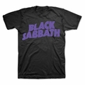 BLACK SABBATH LOGO MEN'S T-SHIRT