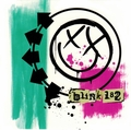 BLINK-182 COLORFUL SMILEY FACE SQUARE STICKER
