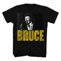 BRUCE SPRINGSTEEN LIVE HEAD SHOT PHOTO MEN'S T-SHIRT
