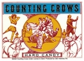 COUNTING CROWS HARD CANDY STICKER