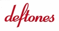 DEFTONES RUB-ON STICKER RED