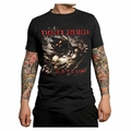 DISTURBED ASYLUM SHRED MEN'S T-SHIRT