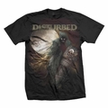 DISTURBED CREEPIN COFFIN MEN'S T-SHIRT
