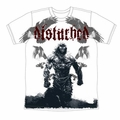 DISTURBED RAVENS DARE MEN'S T-SHIRT