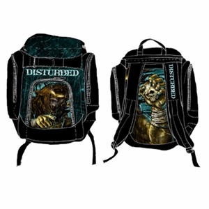 DISTURBED SKULL CRUSHER BACKPACK